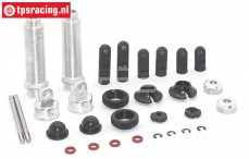 FG7204 Tuning Shocks Ø16-L140 mm, Set