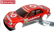 FG7228 Body Mercedes CLK-DTM 06 Vodafone Painted, Set