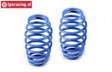 FG7284 Progressive Shock Spring bleu Ø2,5 mm, 2 pcs.