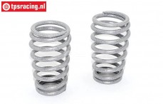 FG7287 Shock spring Silver Ø3,2-L57 mm, 2 pcs.