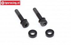 TPS0311/30 Ignition Coil Bolt with bushing, Set