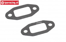 TPS0312/15 HQ Gasket Exhaust Grafhite-Steel, 2 pcs.