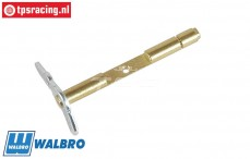 FG7366 Walbro Throttle Shaft, 1 pc