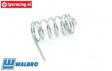 FG7368 Walbro Throttle Valve Spring, 1 pc.
