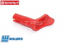 FG7379/28 Walbro choke valve handle Red, 1 pc