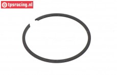 ZN0021 Zenoah 26cc-Ø34 Flex Piston Ring, 1 pc.