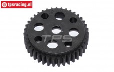 FG7424 Plastic gear 38T wide Ø52-B12 mm, 1 pc