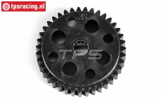 FG7425 Plastic gear 39T wide, (Ø52-B12 mm), 1 pc.