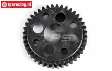 FG7427/01 plastic gear 40T Wide, (Ø52-B12 mm), 1 pc..