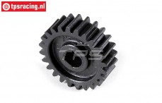 FG7428 Plastic gear 24T wide, (Ø10-B12 mm), 1 pc