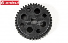 FG7429 Plastic gear 41T wide, (Ø52-B12 mm), 1 pc.