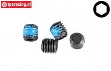 FG7465 Headless Pin FG, (M6-L6 Loctite), 4 pcs