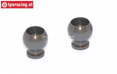 FG7475/02 Alloy Ball Ø4/Ø10-H11, 2 pcs.