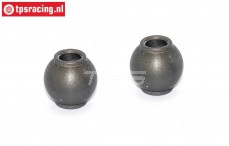 FG7475/03 Alloy Ball Ø4/Ø10-H10, 2 pcs.