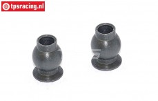 FG7475/04 Alloy Ball Ø5/Ø10-H15, 2 pcs.
