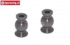 FG7475/06 Alloy Ball Ø4/Ø10-H15, 2 pcs.