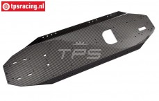 FG8010/03 Carbon Chassis 2WD 510/515 mm, 1 pc