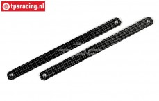 FG8010/05 Carbon side protection L280 mm, 2 pcs.