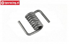 FG8380/04 Tank Cap torsion spring, 1 pc.