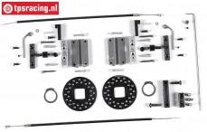 FG8450/01 Disk brake front, 2WD/4WD, Set