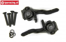 FG8453/01 Tuning front upright 1/5 FG 2WD, Set.