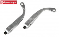 FG8461/02 Alloy brake lever, L38 mm, 2 pcs.