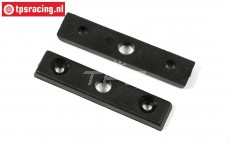 FG8462/06 Plastic brake guiding plate, 2 pcs.
