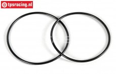 FG8489 Differential O-ring, 2 pcs