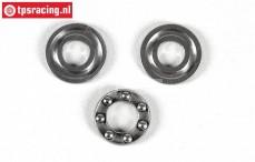 FG8491 Differential locking pressure bearing, Set