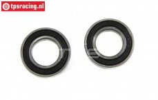 FG8493/05 Ball Bearing, (Ø15-Ø28-H7 mm), 2 pcs.