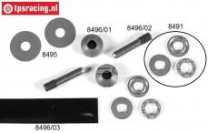 FG8496 Differential Lock, Set