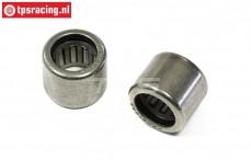 FG8499/01 Differential Needle bearing, (Ø8-Ø12-L10 mm), 2 pcs.