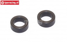 FG8499/03 Differential steel bushing, (Ø8-Ø12-L5 mm), 2 pcs