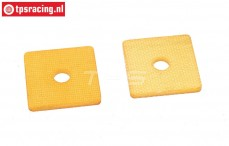 FG8501/02 Differential brake plate, 2 pcs