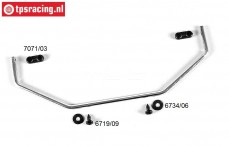 FG8513/01 Stabilizer 2WD front Ø5,0 mm, Set