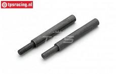 FG8517/04 Stabilizer Pin, Ø4-Ø6-L53 mm, 2 st.