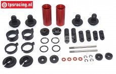FG8522 Shock '94 Red Ø20-L125 mm, Set