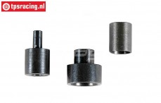 FG8538/01 Ball Mounting device tools, 3 pcs.