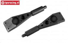 FG9014/01 Body support L127 mm, 2 pcs.
