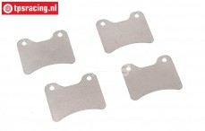 FG9439/37 Magura Brake lining spacer plate, 4 pcs.
