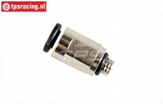 FG9439/39 Hydraulic fitting M5-Ø4 mm, 1 pc.