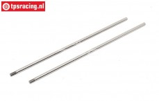 FG9440/17 Magura Pull Rod L120 mm, 2 pcs.