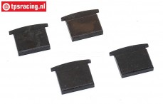 FG9441/05 Magura steel brake lining, 4 pcs.