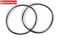 FG9468/07 Air box adapter O-ring Ø58-D2 mm, 2 pcs.