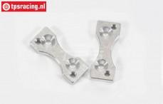 FG9540/40 Mounting plate FG Hydralic Brakes, 2 pcs.