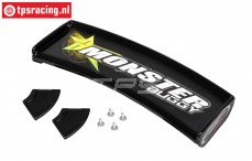 FG54160/04 Monster Buggy Rear wing Painted, 1 pc.