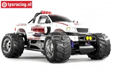 FG24000R Monster Truck WB535 White 4WD RTR