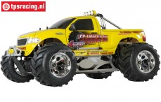 FG24010R Monster Truck WB535 4WD RTR Yellow