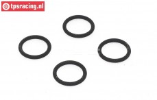 TPS3201/03 Differential Viton O-ring BWS-5B-5T-MINI, 4 pcs.