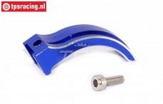 EBT6639B Aluminum Gas-brake lever Bleu Futaba 4PX-7PX